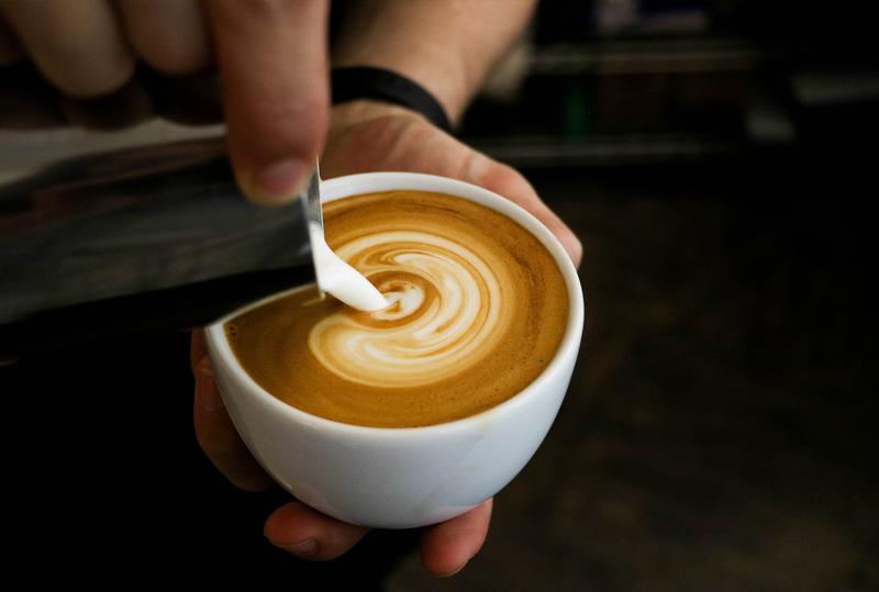 le café est un art