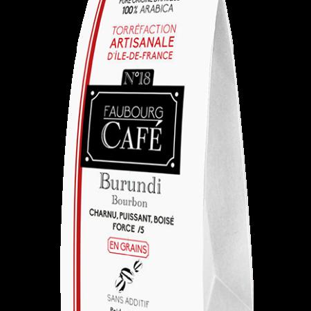 café Bourbon - Burundi