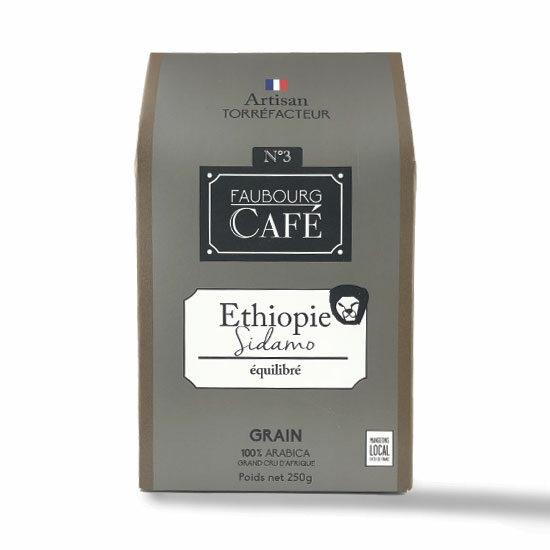 Ethiopie-grains