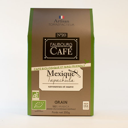 Café Mexique grains