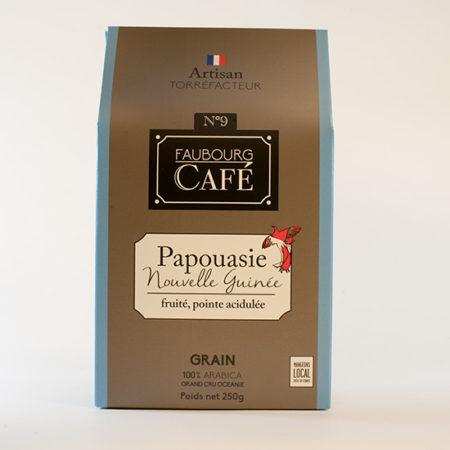 café Papouasie Nouvelle-Guinée Moulu