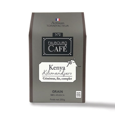 Kenya Kilimandjaro grains