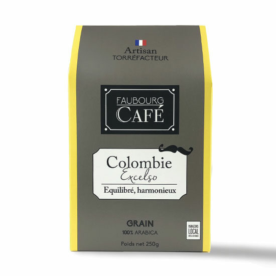 Colombie Excelso grains