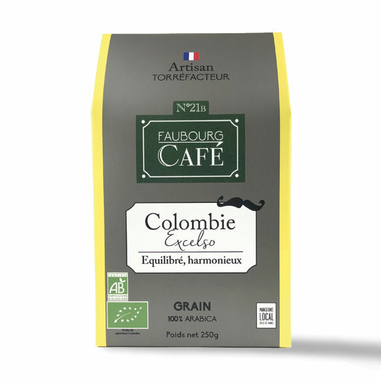 Colombie Excelso Biologique