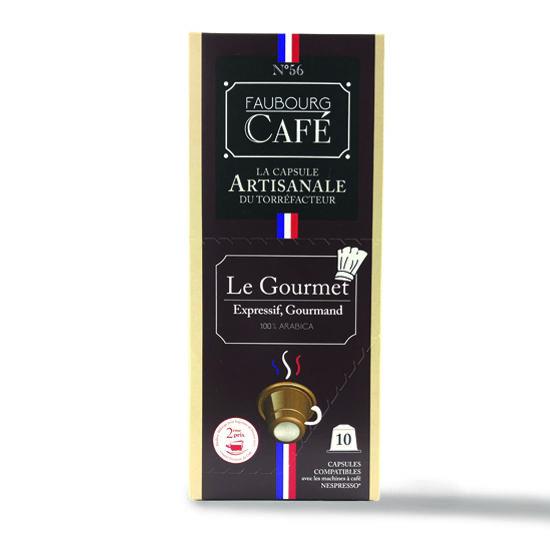 Capsules Le Gourmet