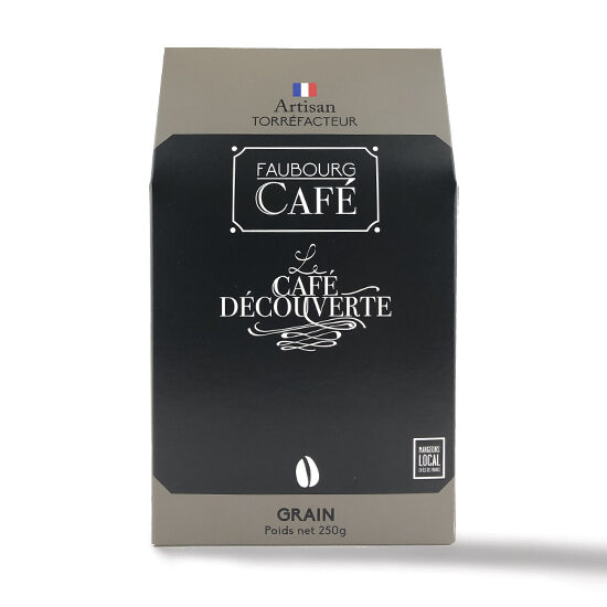 Le Café Découverte grains